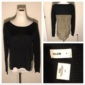Anthropologie Moth Long Sleeve Size Small